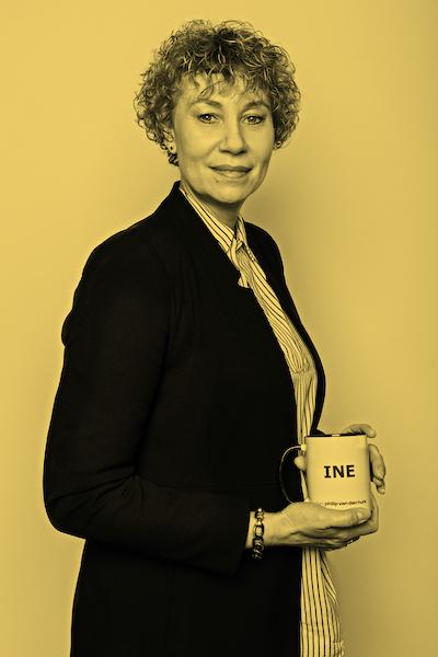 Ine Boonman, secretary
