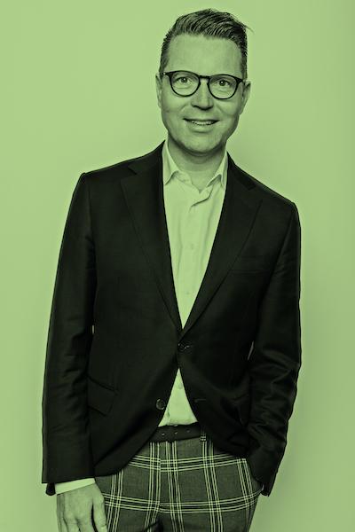 Wouter de Vreeze, advisor, partner