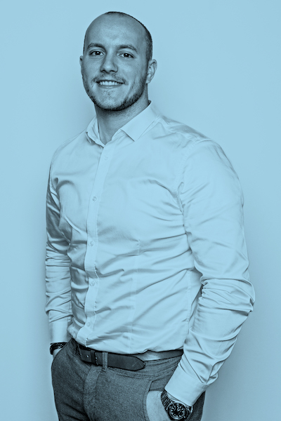 Daan van Nunen, casemanager