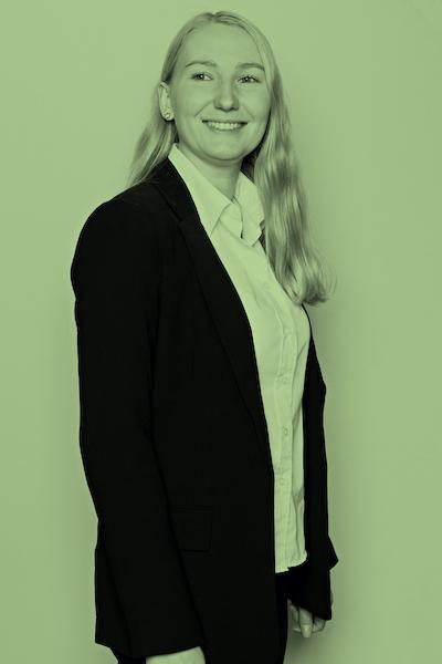 Femke Bosvelt, casemanager