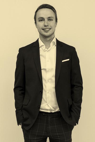 Jeffrey van Haren, casemanager